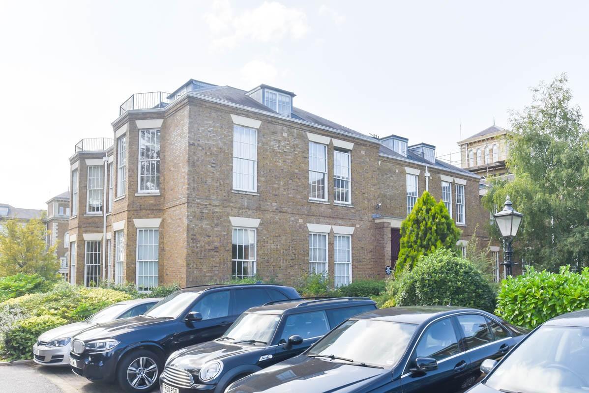 Princess Park Manor, Royal Drive, London